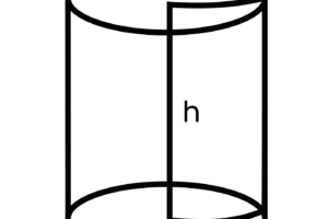 Volumen de un cilindro hueco